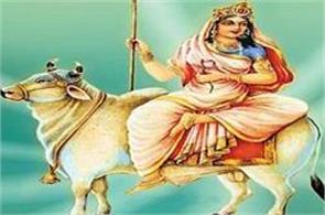 worship maa shailputri on the first day of navratri