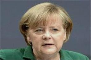merkel set to be german chancellor for fourth term polls