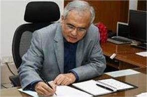 rajiv kumar takes charge as vice chairman of niti aayog