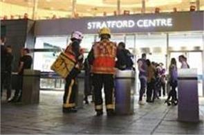 6 injured in suspected london acid attack