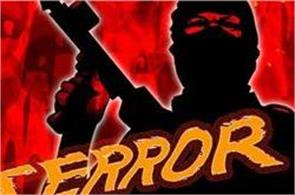 militants  got training in kashmir  s college