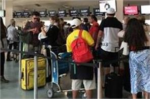 flight services canceled due to lack of fuel on auckland airport