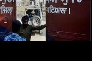 nabha jail break  s mastermind accused of leaving for rs 1 crore on up  s officer