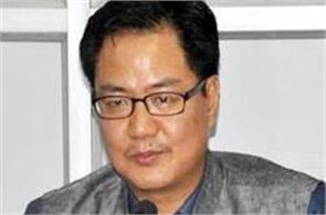 in the rohingya case the conspiracy to make india a villain rijiju