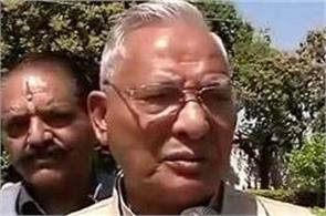 kunjwal warns of sitting on hunger strike against trivandrum