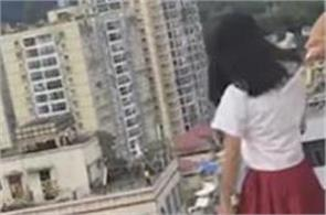 school principal saved girl  s life video viral