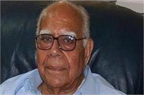 jethmalani announces retirement from advocacy