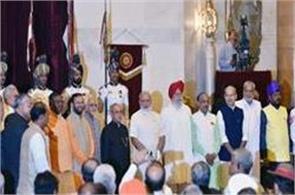 modi government s cabinet has become senior citizen club