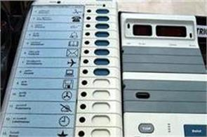 the case of disturbance in the evm machine hc gave three weeks for reply