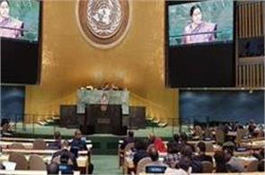 sushma boosts india s pride on world stage pm modi