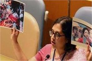unga responds to pakistan india shows picture of omar fayaz
