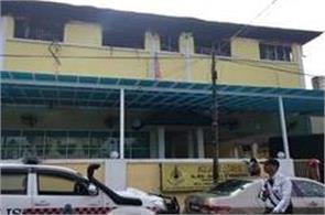 including 23 children  25 died in a fire at a islamic school in malaysia