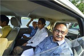 bhushan shourie met cbi director to investigate rafael deal