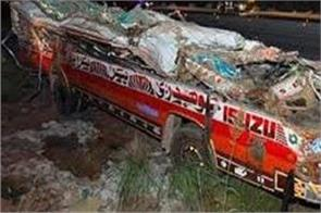 15 killed 40 wounded in road accidents in pakistan