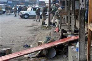 grenade attack on crpf car in imphal jawan s death