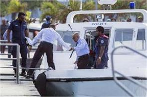 maldives former president mamun abdul gayoom released