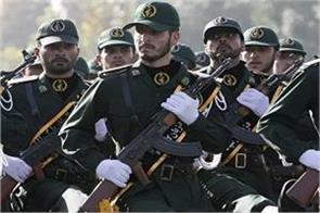 usa announces sanctions on iran s semi military force