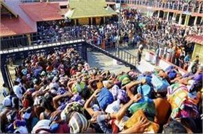 in sabarimala this season limited arrangements for women devotees possible tdp
