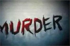 surrender in husband s police station with cut head of the wife