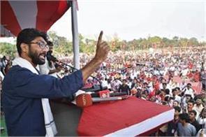 jignesh mewani s impetuous talk prime minister told namak haram