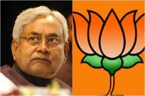 bjp can break away from nitish in december