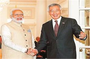 singapore and india a comprehensive hypothesis for clean future
