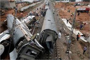 morocco train accident killed at least 7