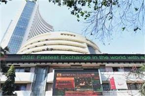 sensex 820 points and nifty close to 10600