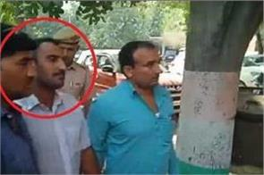 the accused s mother and the uncle s son in police custody