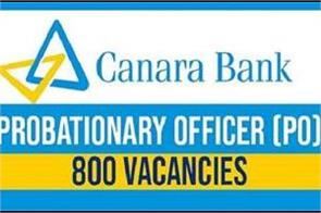 800 vacancies for po for graduates