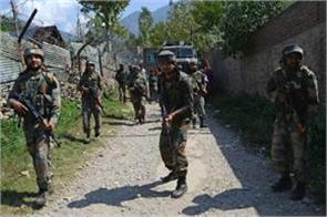 militant heap in encounter with security forces in south kashmir