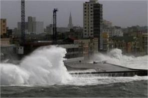 cyclonic storm frost indian navy vijay rupani