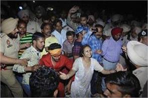 amritsar train accident death ravana combustion