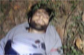 newly recruited militant killed in encounter