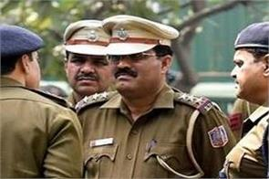 new delhi police officer is first in corruption
