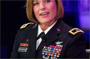 laura richardson becomes first woman to lead largest command in us army