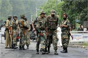 kashmir army personnel injured in sp terror attack