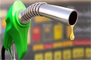 petrol and diesel prices rise lpg too expensive