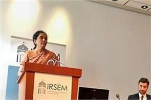 nirmala sitharaman attack on pakistan about terrorism
