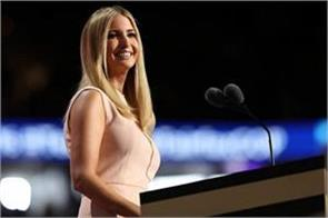 trump says ivanka would be dynamite for u n job but cites nepotism