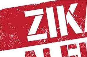 first case of zika virus in gujarat