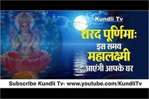 special concept of maa lakshmi on sharad purnima