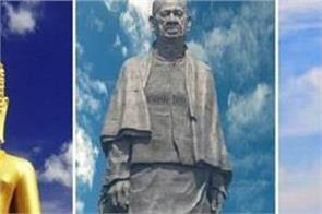world tallest statue of unity