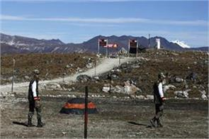 itbp report chinese troops infiltrate into ladakh and arunachal