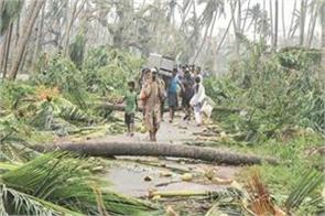 cyclone titli odisha seeks help from center for rs 1000 crore