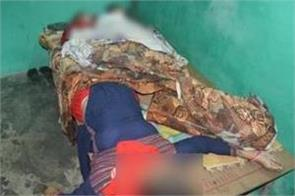 cisf jawan murdered wife 2 innocent children recovery