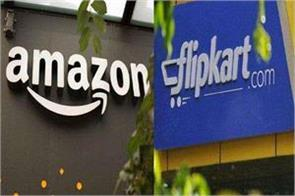 amazon flipkart to hire 1 lakh people next month