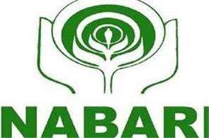 nabard released the result of development assistant