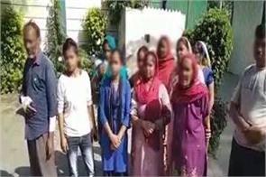 schoolgirl had to oppose tampering expensive men beat up kin