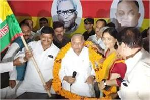 secular front office reached mulayam